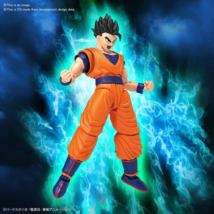 Image of Dragon Ball Z Ultimate Son Gohan Figure-rise Standard Model Kit - NOVEMBER 2020