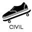 CivilVRButton