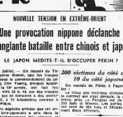 L'Humanité du 9 juillet 1937 (Retronews)