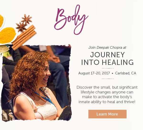 Journey into Healing