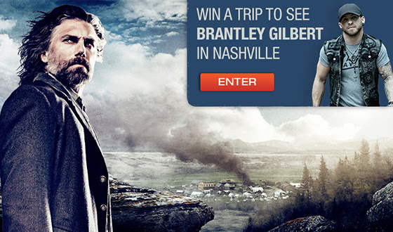Enter Hell on Wheels' Throwdown Sweepstakes for a Chance to Meet Brantley Gilbert