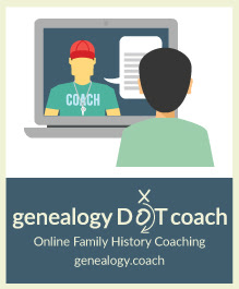 Online Genealogy Coaching