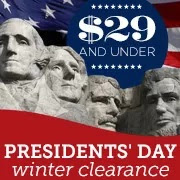 Choxi`s Presidents` Day Winter...