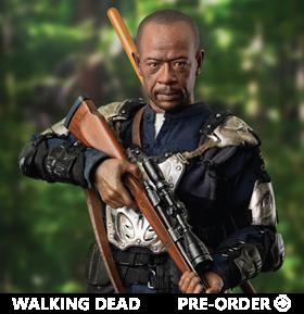 The Walking Dead Morgan Jones 1/6 Scale Figure