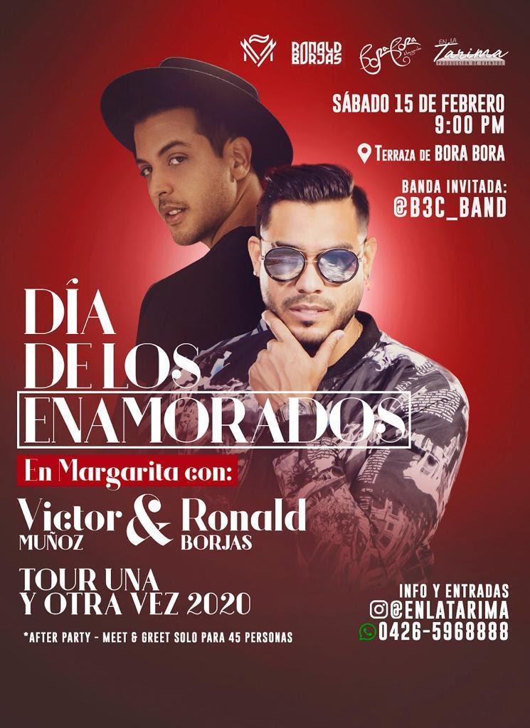 Ronald y Victor