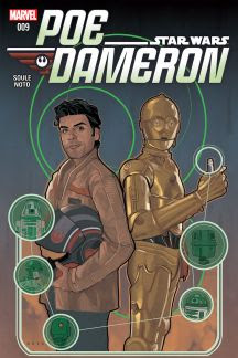 Star Wars: Poe Dameron #9