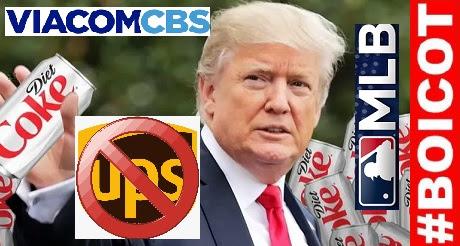 Trump boicot corporaciones opuesta ley votacion Georgia