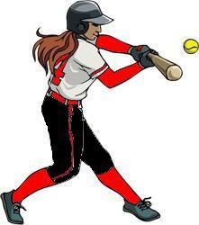 Softball images clip art clipart