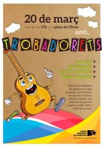 20-03-2017 Trobadorets - Festes Autogestionades de la Magdalena - Castelló de la Plana