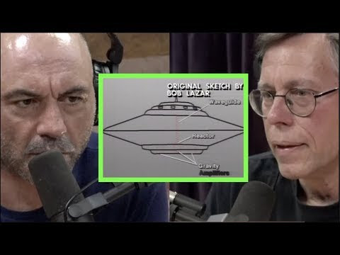 Bob Lazar Talks Area 51 with Rogan!  His Corvette Costs Nothing to Drive!