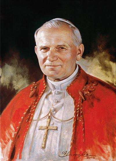 Resultado de imagem para João Paulo II