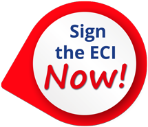 Sign the ECI now!