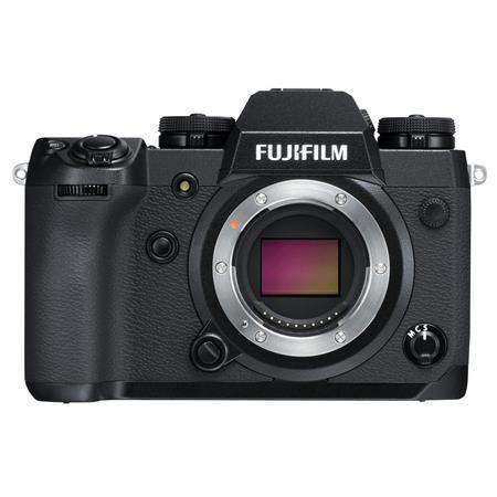 X-H1 24.3MP Mirrorless Digital Camera Body, Internal DCI 4K Video, Black