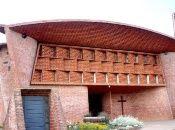 Entre los sitios latinoamericanos aceptados en la Lista de Patrimonio Mundial estuvo la Iglesia de Atlántida, creada por Eladio Dieste en Uuruguay.