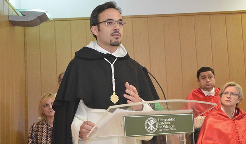 Leccion magistral fr Moisés Pérez