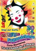 47a edizione del Carnevale Follonichese