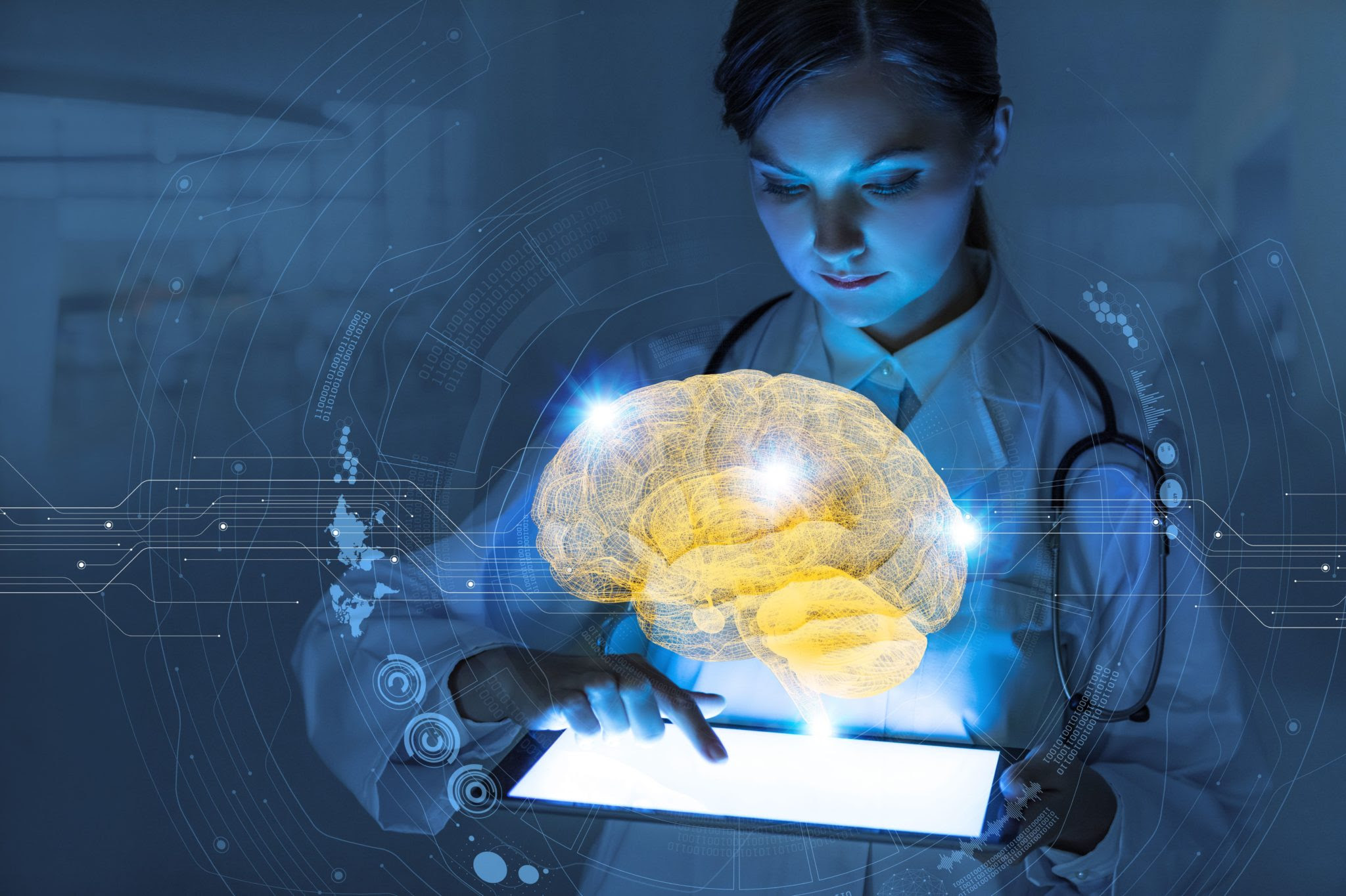 Artificial Intelligence Applications - AI in Health Care