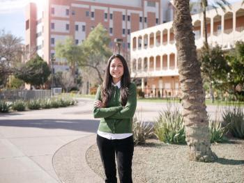 Viridiana Benitez, Associate Professor ASU Department of Psychology