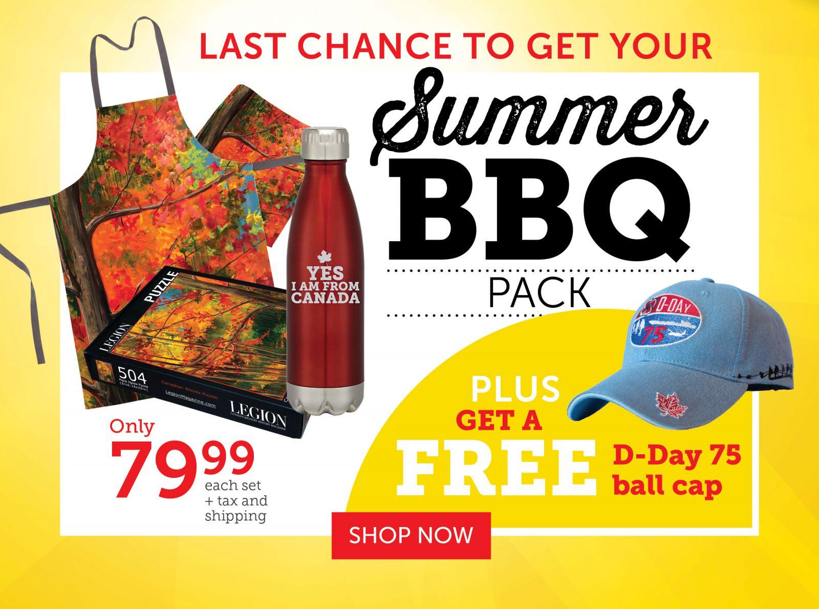 BBQ Summer Pack!