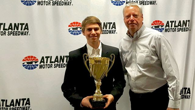 Dylan championship trophy Ed Clark