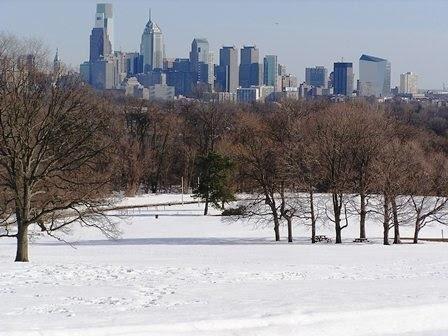 Resultado de imagen para fotos de nieve hoy en filadelfia