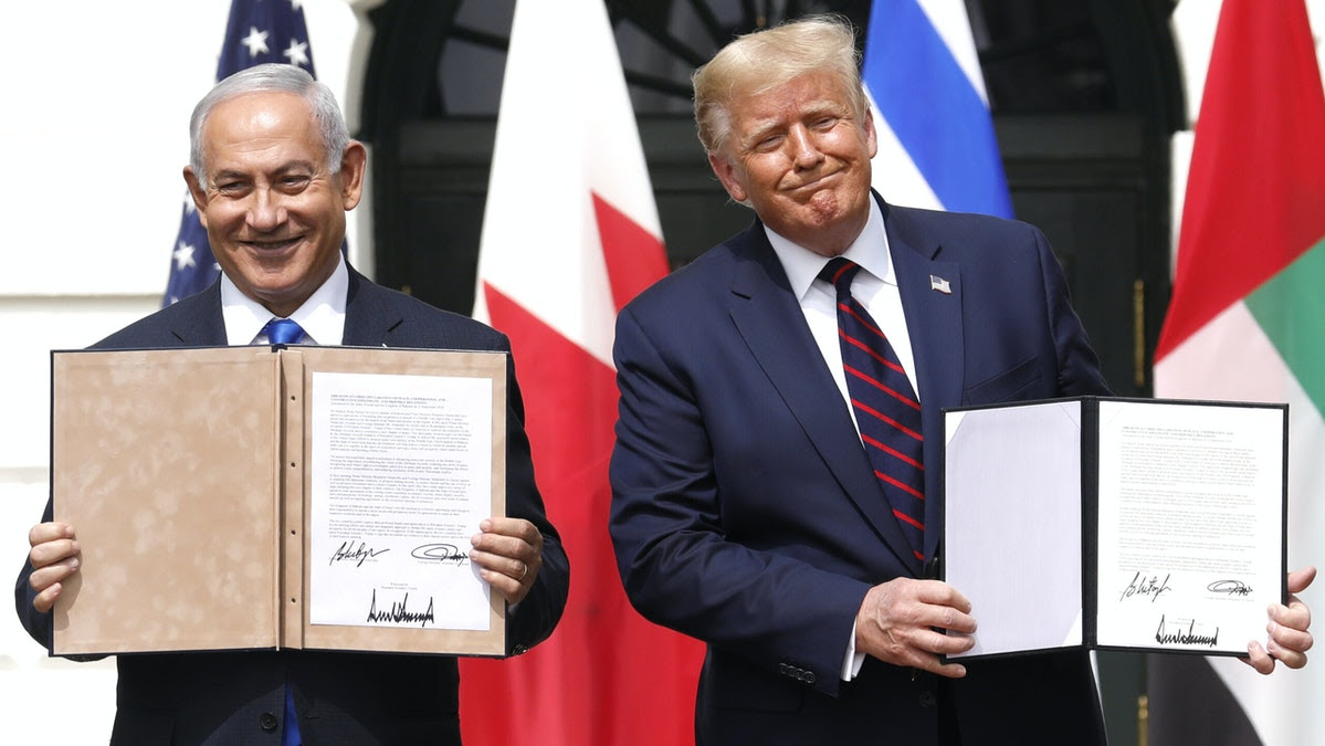 Up To 9 Additional Nations Could Join Peace Deal With Israel, Including Saudi Arabia, Trump Says