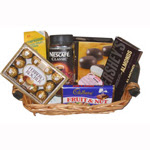 Chocolate Coffee Basket