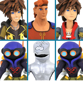 Kingdom Hearts III Select