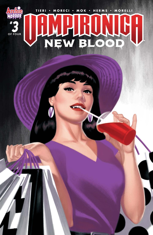 VAMPIRONICA: NEW BLOOD #3: CVR C Smallwood