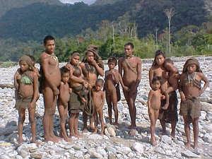 Las tribus aisladas y no contactadas, como la de los nantis, afrontan un riesgo extremo de contraer enfermedades mortales introducidas por los foráneos que se adentran en sus tierras.