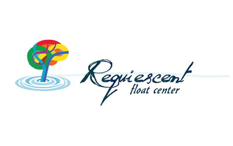 Image result for Requiescent Float Center ballston spa logo
