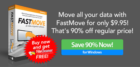 90% Off FastMove - Get Ready For Work and School