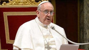 Papież apeluje o modlitwę za szczyt ws. wojny na Ukrainie