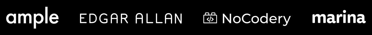 Ample + Edgar Allan + NoCodery + Marina|600xauto