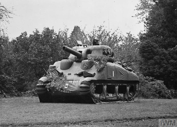 Inflatable Tanks