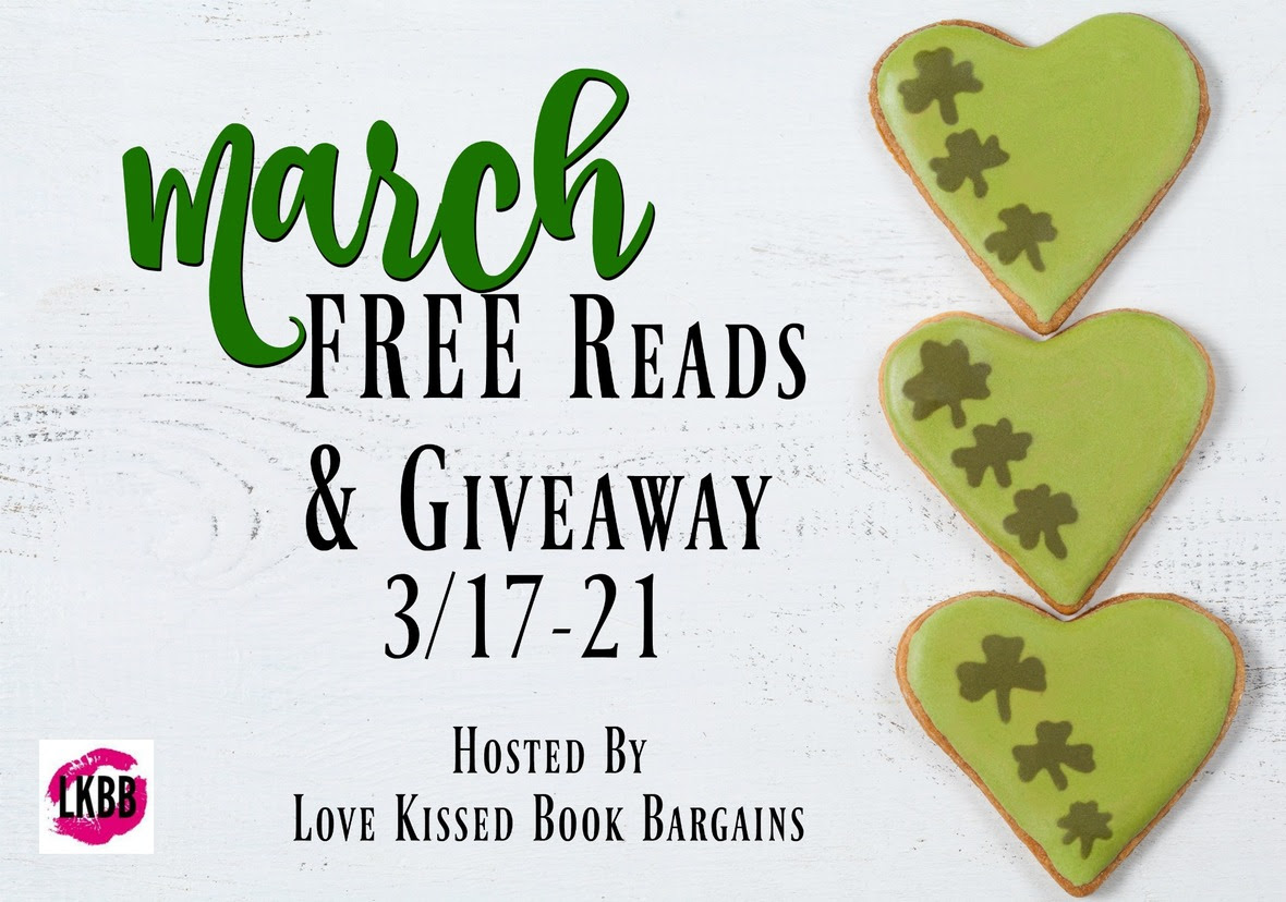 March FREE Reads   Giveaway
