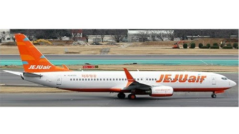 Boeing 737-800 Jeju Air HL8322 | is due: August 2019