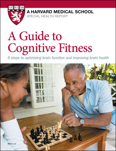 Product Page - A Guide to Cognitive Fitness