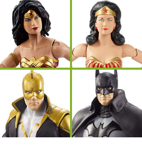 DC Comics Multiverse