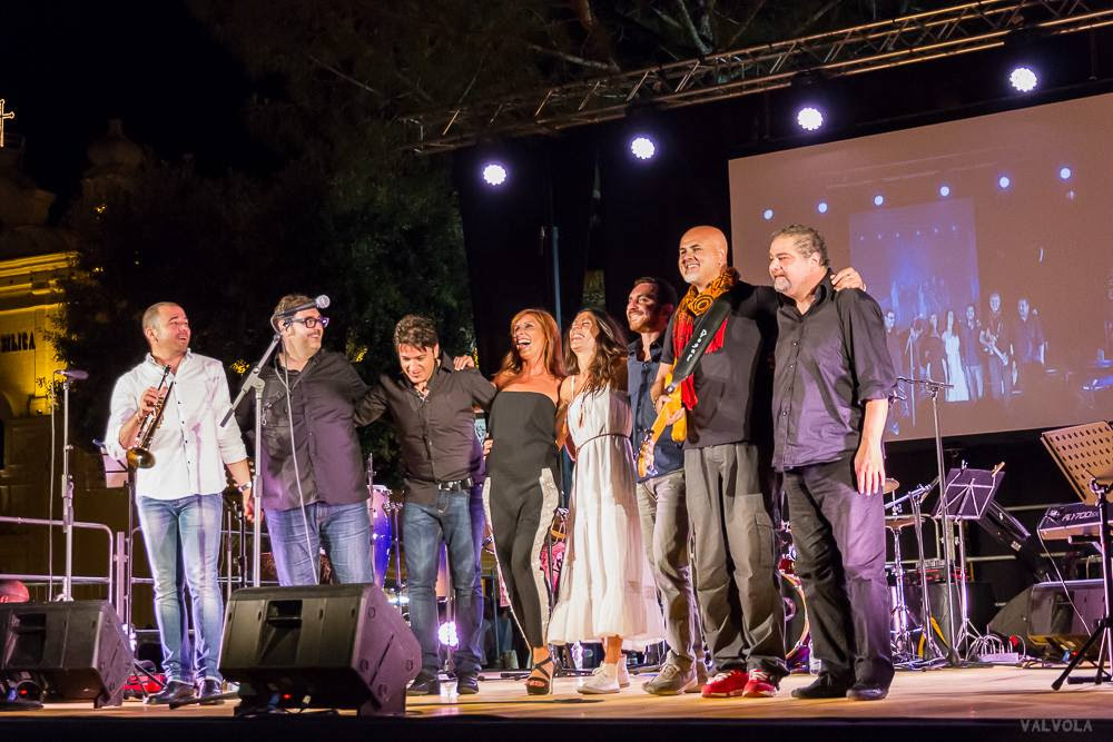 Camera Soul at Multiculturita Jazz Fest July 15 2014 - Entire Band feat Daniele Scannapieco