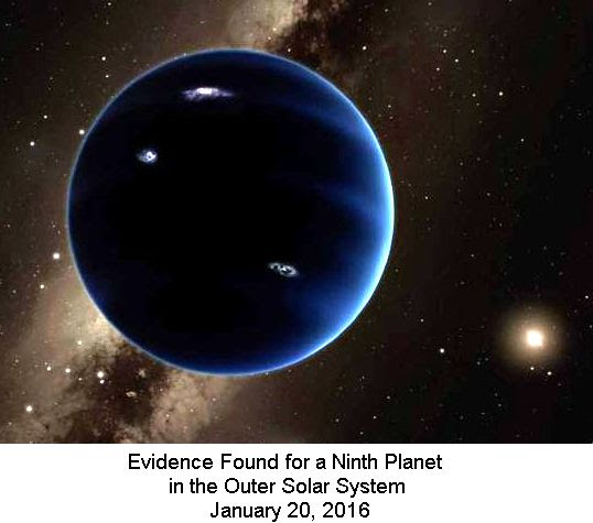 Earth's Planet -9