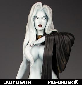 Lady Death: Seductress 1/6 Scale Statue