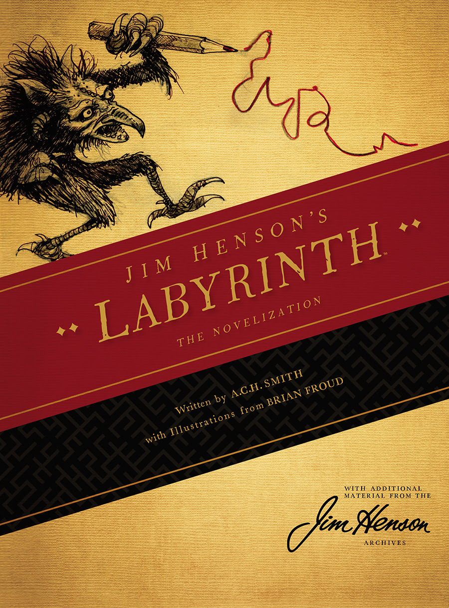 Labyrinth: The Novelization HC
