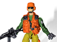 G.I. JOE SUBSCRIPTION FIGURES 7.0