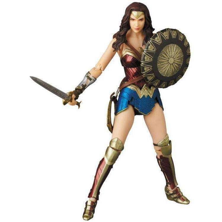 Image of Wonder Woman Mafex No.048 Wonder Woman