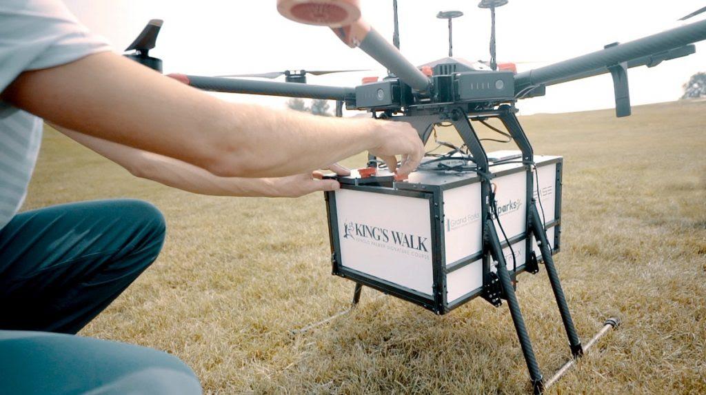 flytrex drone