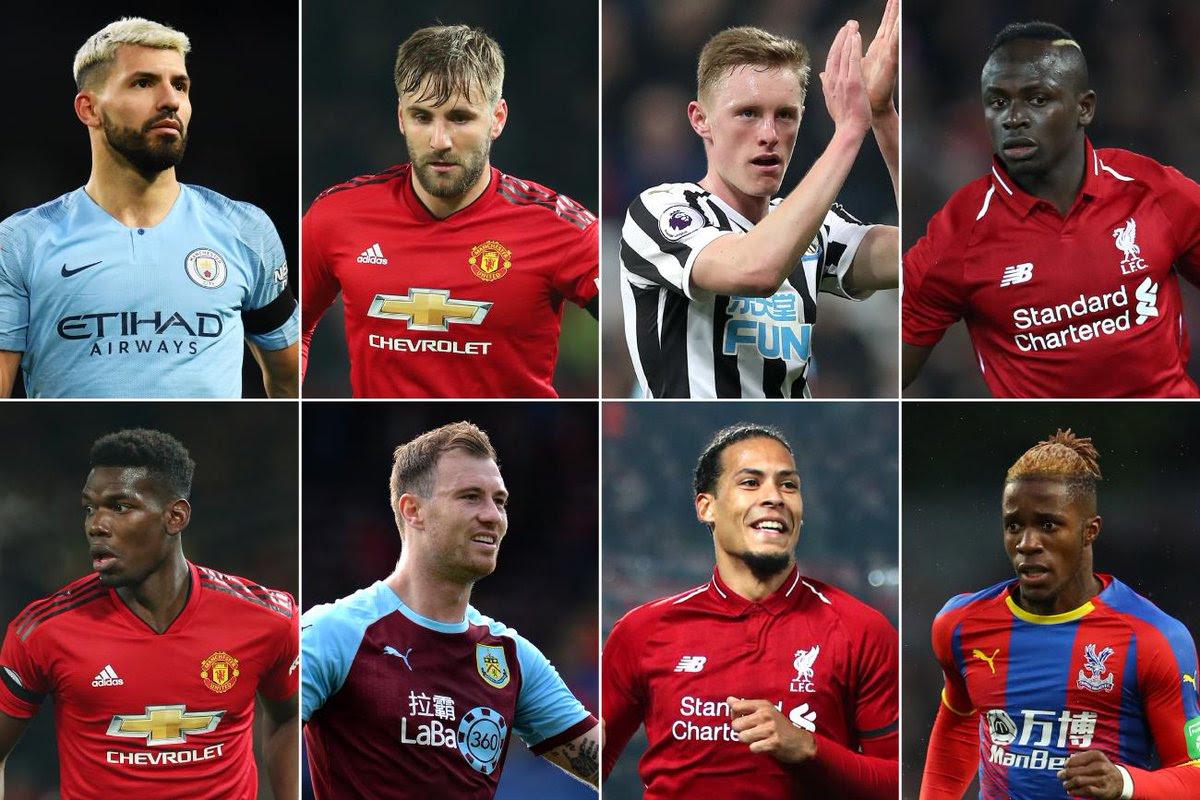 February Premier League Player of the Month nominees [Premier League]