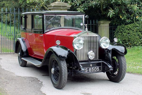 1930 Rolls-Royce 20/25 Limousine