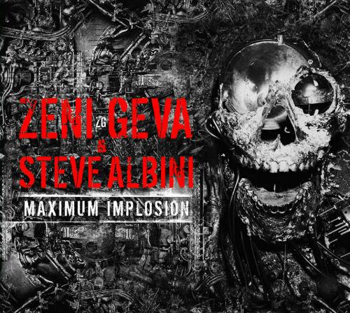 Cold Spring - Zeni Geva & Steve Albini 2CD