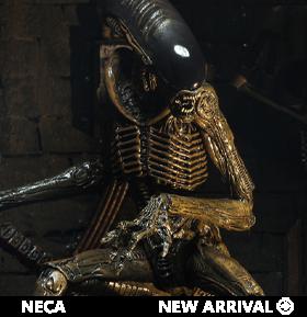 Alien 3 Ultimate Dog Alien
